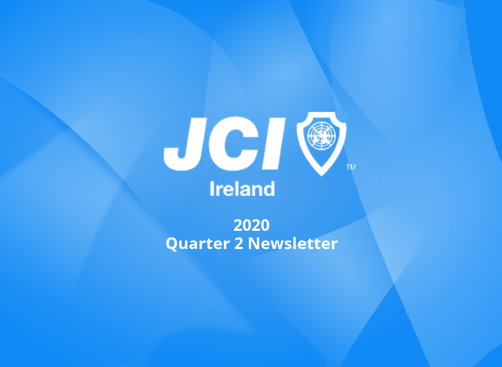 JCI Ireland Quarter 2 Newsletter