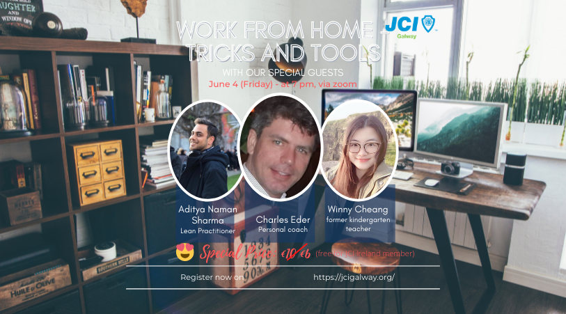 WORK FROM HOME - Tricks and Tools