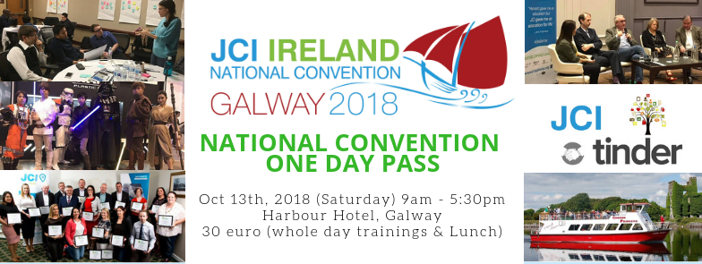 JCI Ireland National Convention