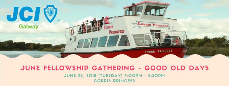 June Fellowship Gathering - Good Old Days