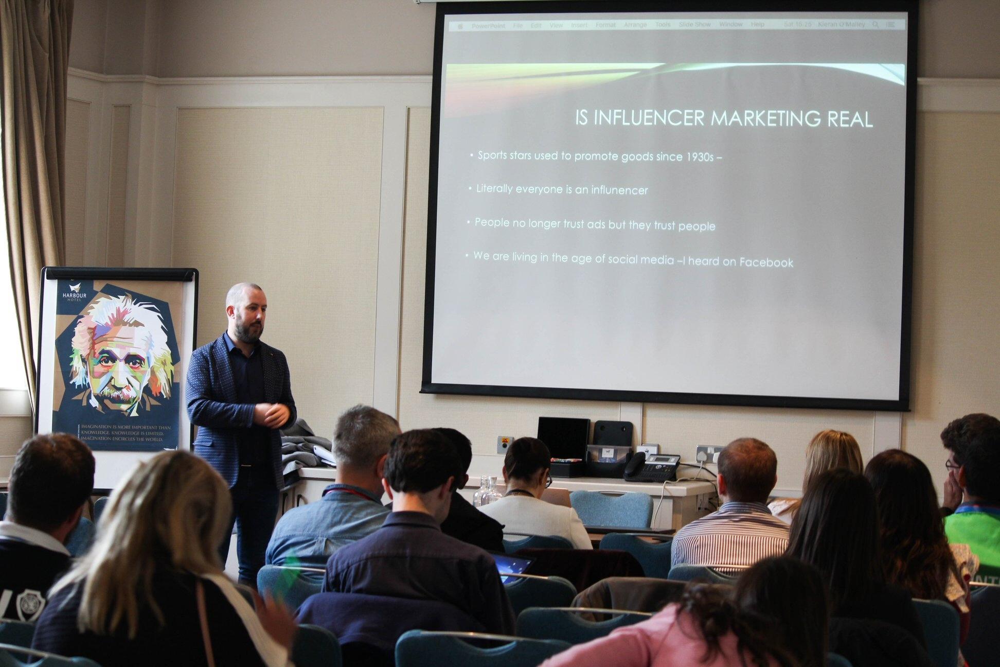 February Members Meeting and Social Media Training