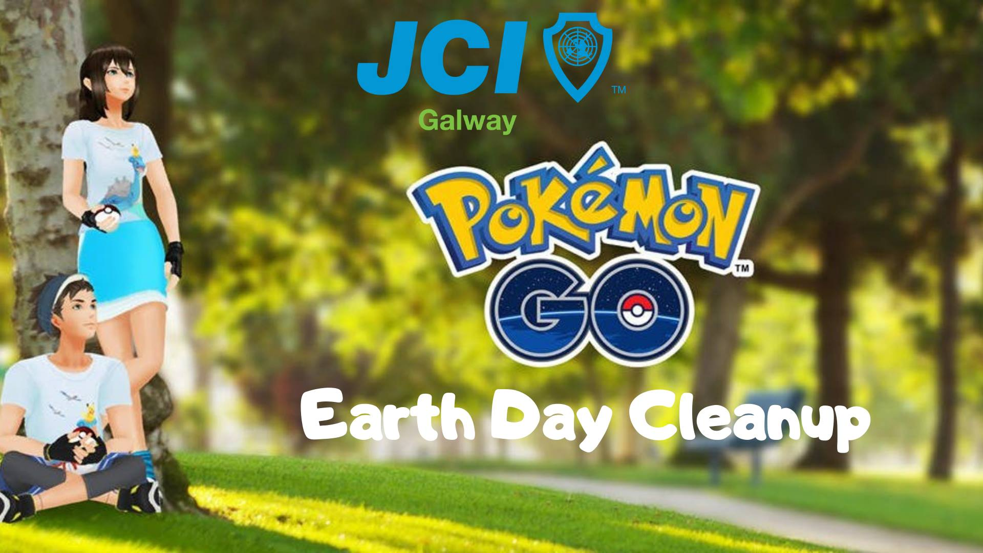 Ireland Earth Day Pokemon Go Cleanup in Galway