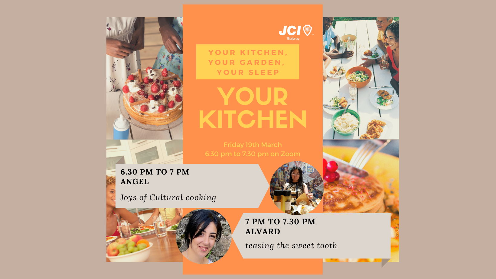 'Your Kitchen': Joys of Cultural Cooking